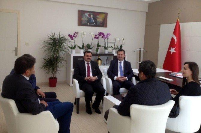 Makedonya İle Yalova Eğitimde İşbirliği Yapılacak