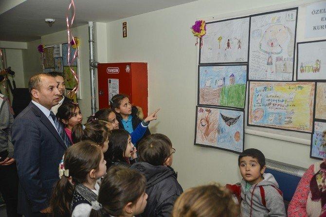 Maltepe'de 15 Bin Çocuğa Sağlık Eğitimi