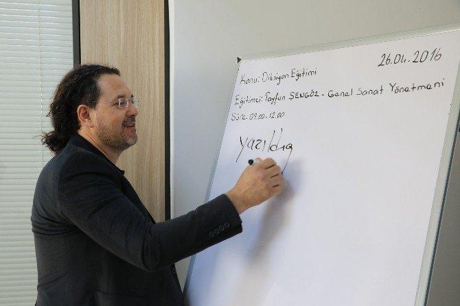Büyükşehir Personeli Türkçeyi Doğru Kullanacak