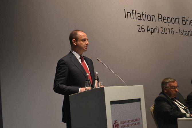 Merkez, enflasyon tahminini yüzde 7,5'te tuttu