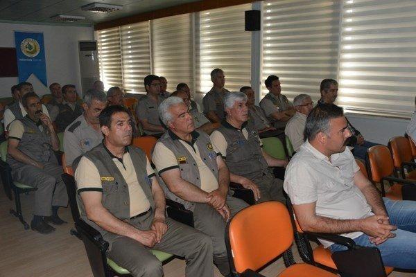 Orman Personeline Eğitim Semineri