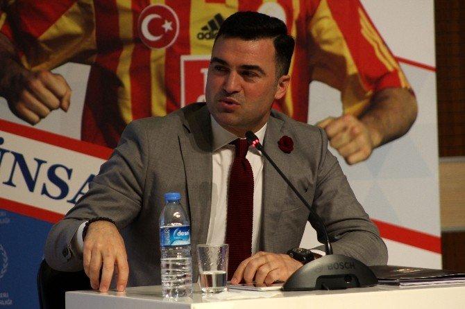 """Ünsal: """"Muhtemelen Mayıs'ta Galatasaray'ın Kongresi Olacak"""""""
