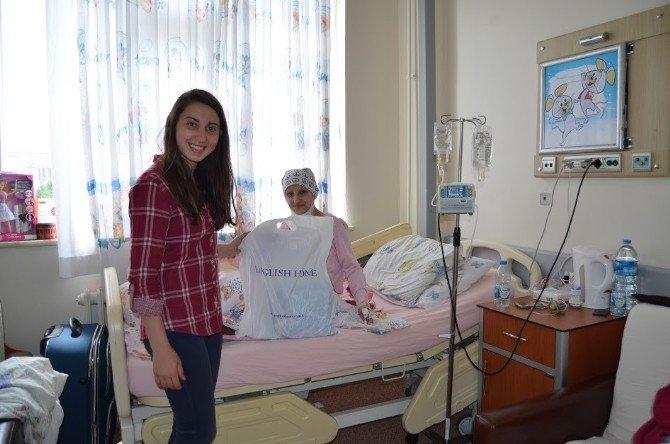 Çocuk Hastanesinde 23 Nisan Etkinliği