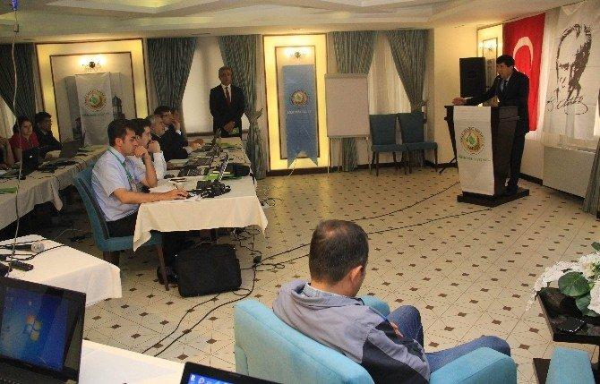 Cbs Eğitimi Adana'da Başladı