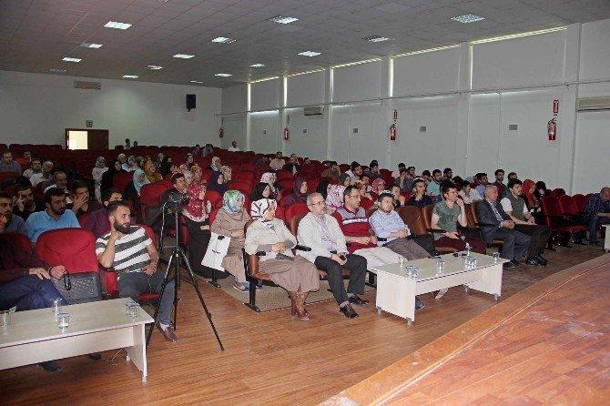 SAÜ'de 'Klasik İslami İlimlerde Yöntem Sorunları' Semineri
