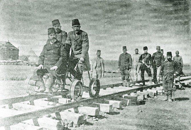 Osmanlı'nın Büyük Projesi'ne Ziyaret