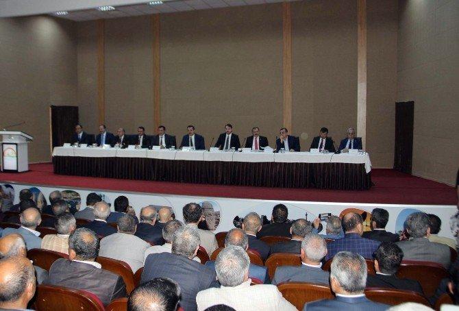 Şanlıurfa'daki Elektrik Sorununa Bakanlar El Attı