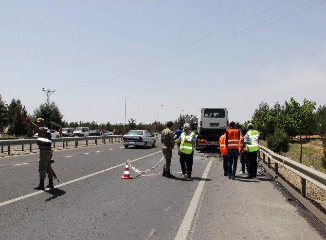 Şanlıurfa'da Zincirleme Kaza: 1 Ölü, 5 Yaralı