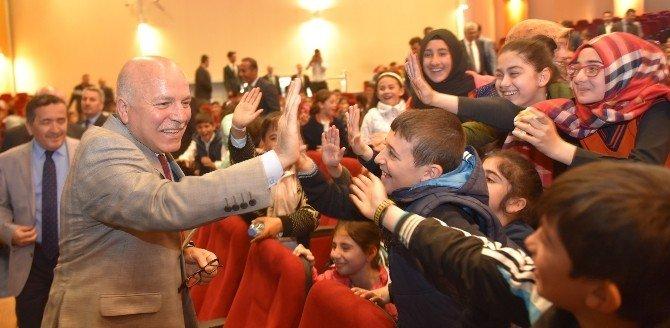 """""""Teşekkür Ederiz Mehmet Sekmen Amca"""""""