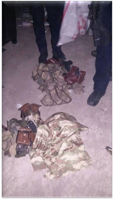 Şırnak'ta Terör Örgütüne Yönelik Operasyonlar Sürüyor