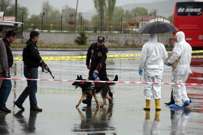 Sivas'ta Terör Tatbikatı Gerçeğini Aratmadı