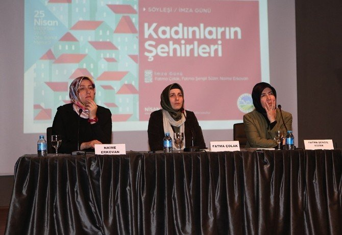 Osm'de Kadınların Şehri Söyleşisi
