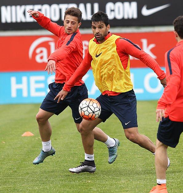 Trabzonspor'da, Eskişehir maçı hazırlıkları başladı