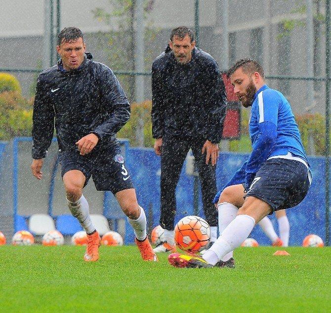 Kasımpaşa, Osmanlıspor Maçı Hazırlıklarına Başladı