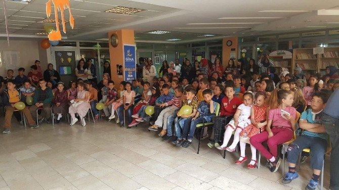 Eğitim Gönülleri Vakfı Çocuk Bayramını Unutmadı