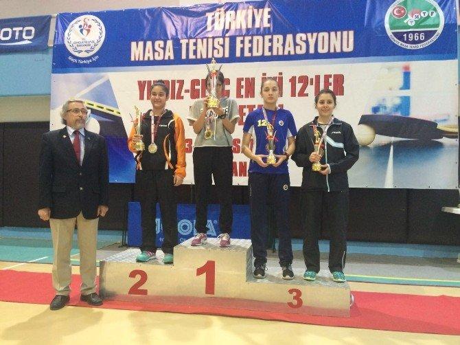 Yıldız Ve Genç Türkiye En İyi 12'ler Turnuvası Tamamlandı