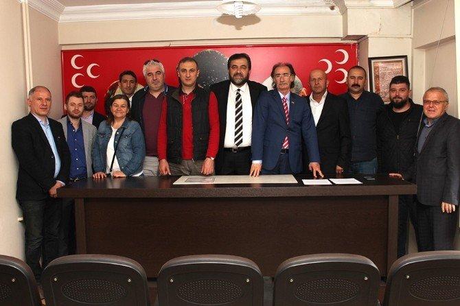 MHP Ünye Teşkilatı'na Atama
