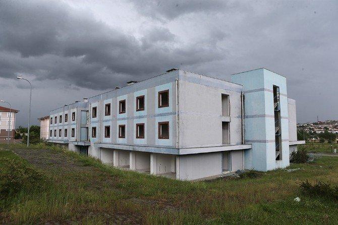 Yenikent'e Üniversite Eylül'e Yetişecek