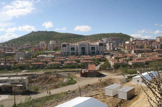 Yozgat Valilik Binası Önü Kentsel Dönüşümle Modern Bir Görünüme Kavuşacak