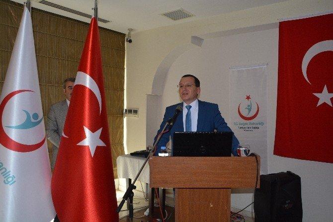 Sinop'ta Yerel Yönetimlerde Su Güvenliği Bölgesel Değerlendirme Toplantısı