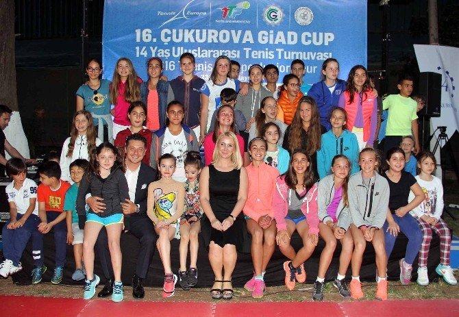 Çukurova Cup Tenis Turnuvası