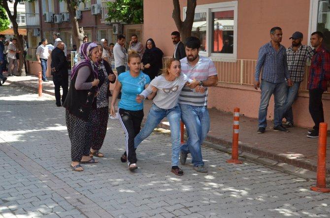 Özgecan Arslan ve eşi Bekir Arslan'ın cenazeleri yakınları tarafından alındı