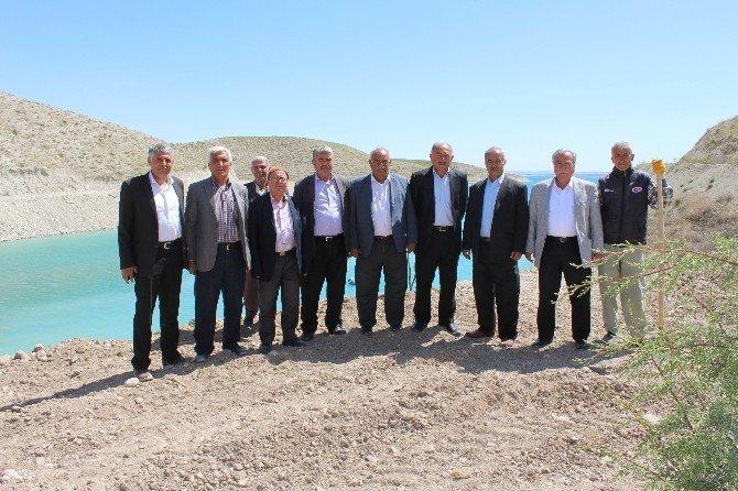 Samsat Belediyesi Mesire Alanı Oluşturuyor