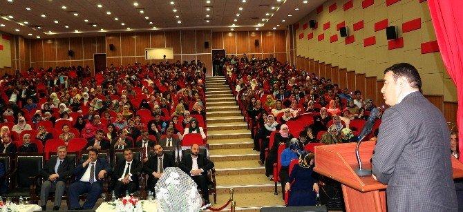 Ağrı'da Kutlu Doğum Haftası Etkinliği