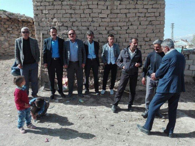 AK Parti'den Mahallelere Çıkarma