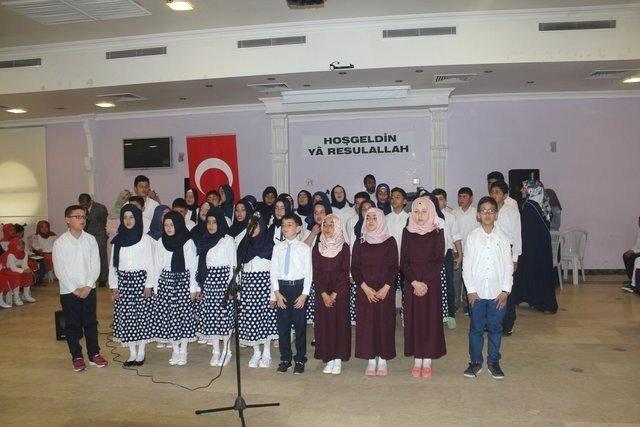 Altınovalı Öğrenciler Kutlu Doğum Haftasını Kutladı