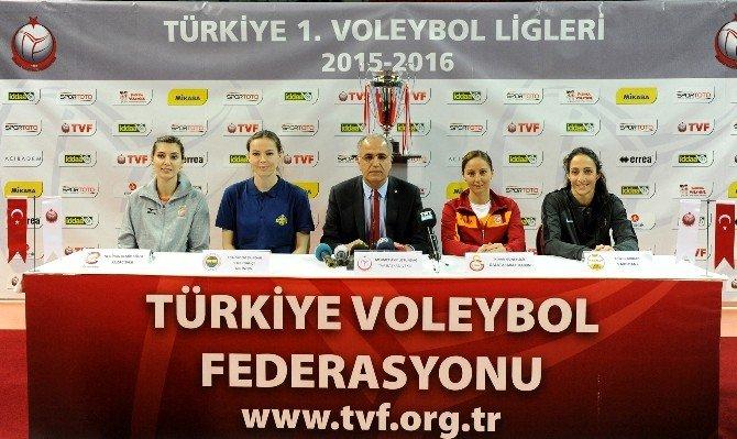 Bayanlar Voleybol 1. Lig Final Etabı 2. Turnuvası Heyecanı Başlıyor