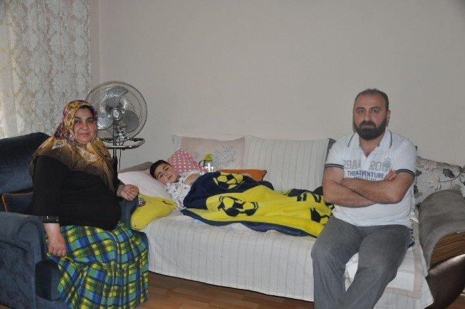 Böbrek Hastası Bedirhan'ın Umudu Hayırseverler