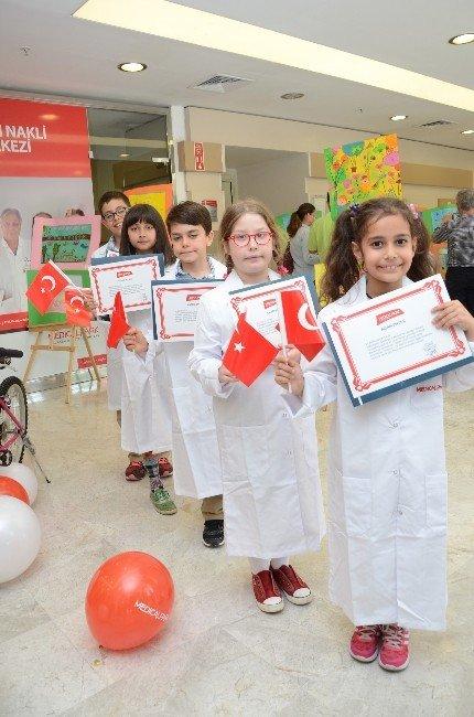 23 Nisan Resim Yarışması'nda Ödüller Sahiplerini Buldu