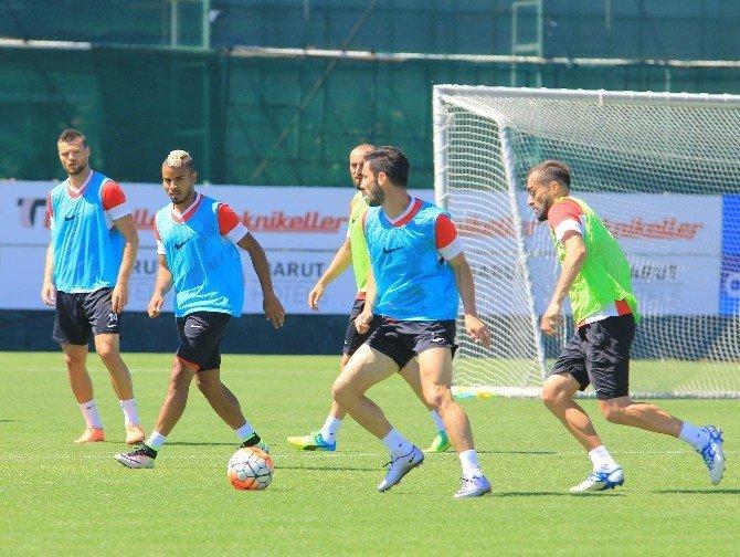 Antalyaspor'un Torku Konyaspor Mesaisi Devam Ediyor