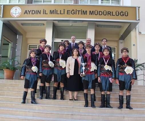 Aydın Mesleki Ve Teknik Anadolu Lisesi Türkiye Finalinde