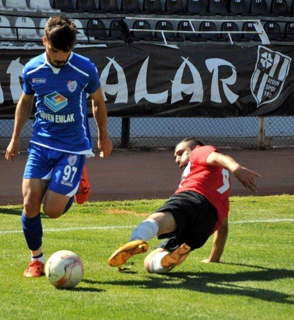 Play-out Maçında Gülen Taraf Didim Oldu