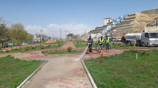 Bayburt Belediyesi Çalışma Temposunu Yükseltiyor