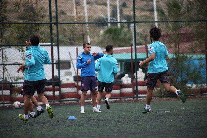 Bodrumspor, Play-off Öncesi Son Maçına Hazırlanıyor
