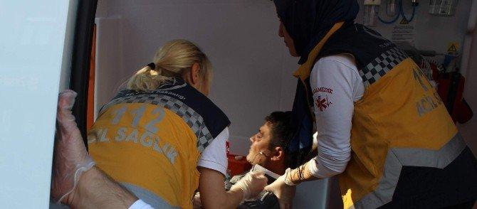 Bursa'da Patlama: 1 Ölü, 6 Yaralı