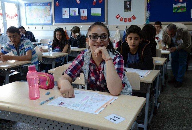 Sekizinci Sınıf Öğrencilerinin TEOG Heyecanı
