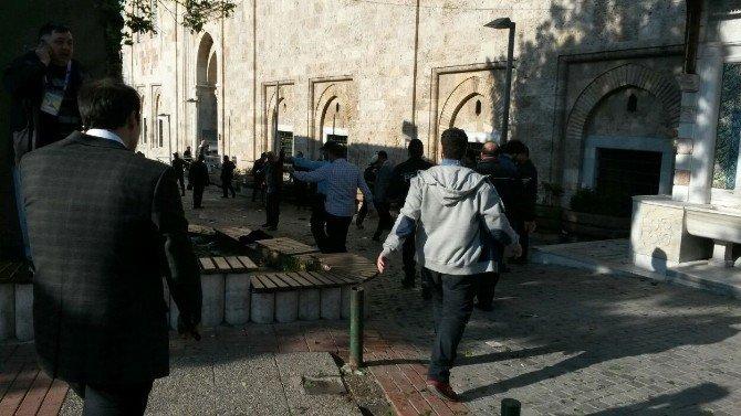 Bursa'da Patlama: 6 Yaralı