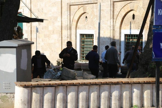 Bursa'da Canlı Bomba: 1 Ölü, 7 Yaralı