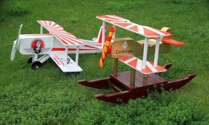 Vecihi Hürkuş Hobi Havacılık Parkı, 30 Nisan'da açılıyor