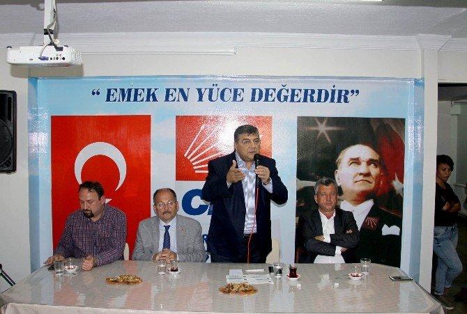 CHP Genel Sekreteri Sındır'dan 'Laiklik' Yorumu