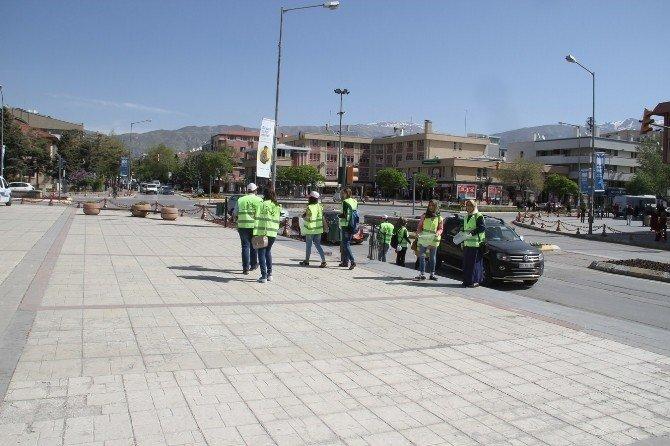 Erzincan'da Çöp Toplama Sistemi Değişiyor