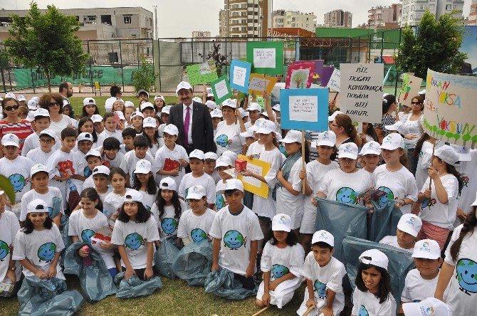 Çukurova'da 10 Bin Öğrenciye Çevre Eğitimi