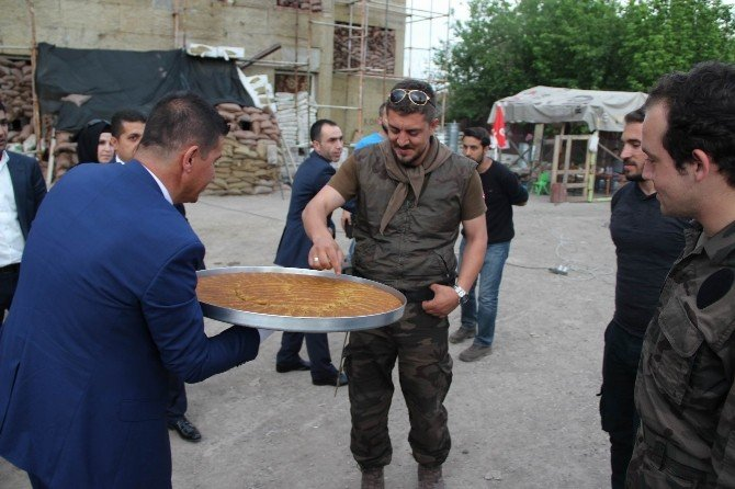 Diriliş Başkanları Diyarbakır'da