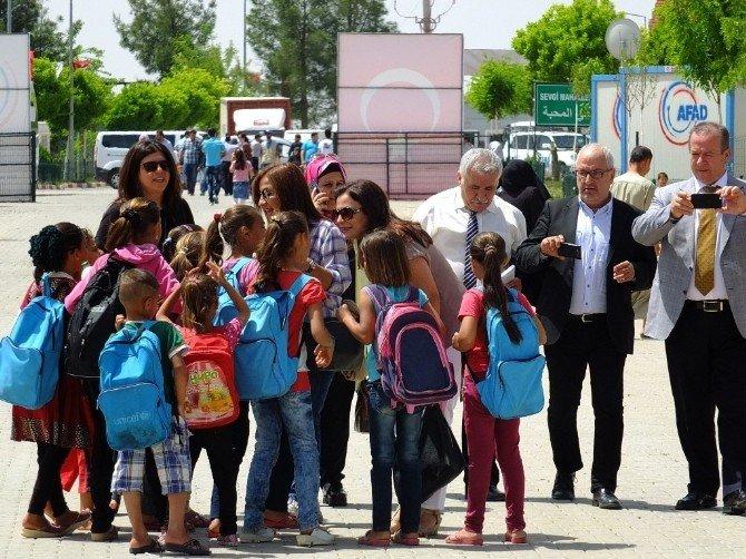 Türk Asıllı Avrupa Milletvekilleri Harran'da