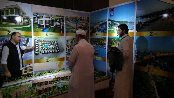 Edremit Körfezini Arap Yatırımcılara Tanıttılar