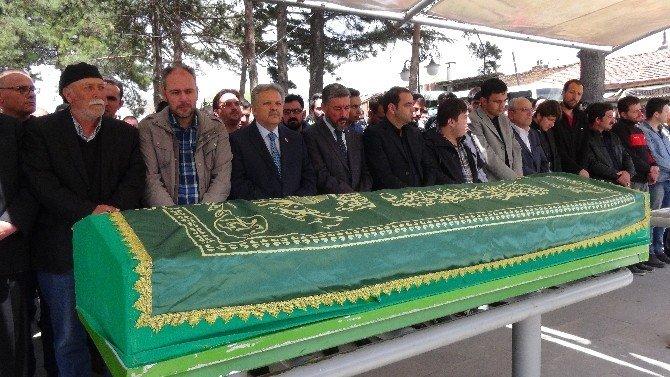 Kazada Hayatını Kaybeden Murat Yıldız Son Yolculuğuna Uğurlandı
